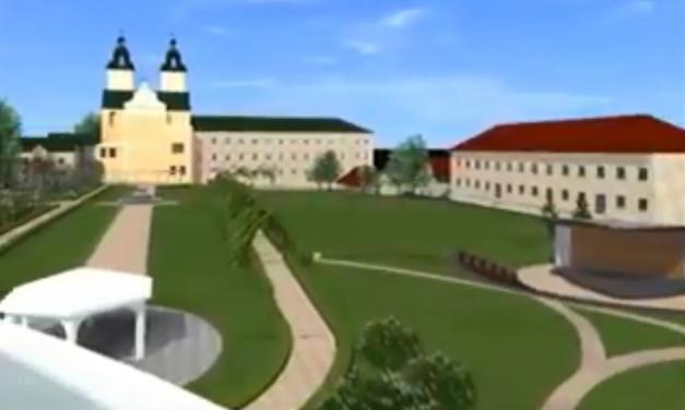 Centrum Pielgrzymkowe – wizualizacja