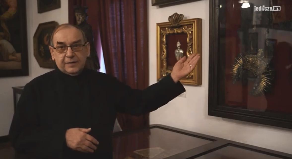 Muzeum w Starej Wsi przedstawia br. Józef Stanisławski SJ