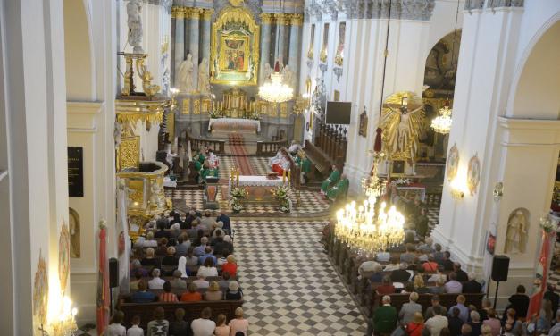 Msza św. w intencji o. Władysława Gurgacza