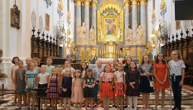 Schola Rymanów – Koncert w Starej Wsi