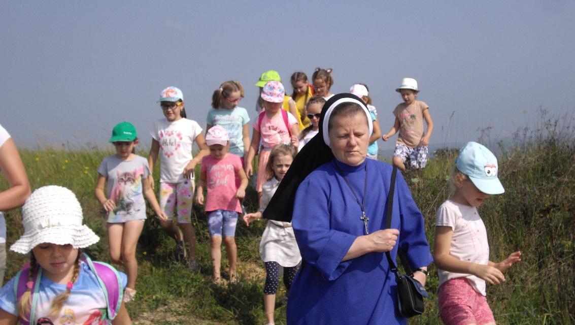 Dziewczęca Służba Maryjna i Mali Pomocnicy Niepokalanej w Górkach