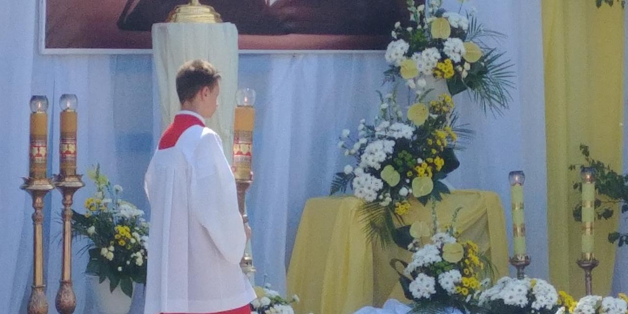 Uroczystość Trójcy Przenajświętszej – 16 czerwca 2019