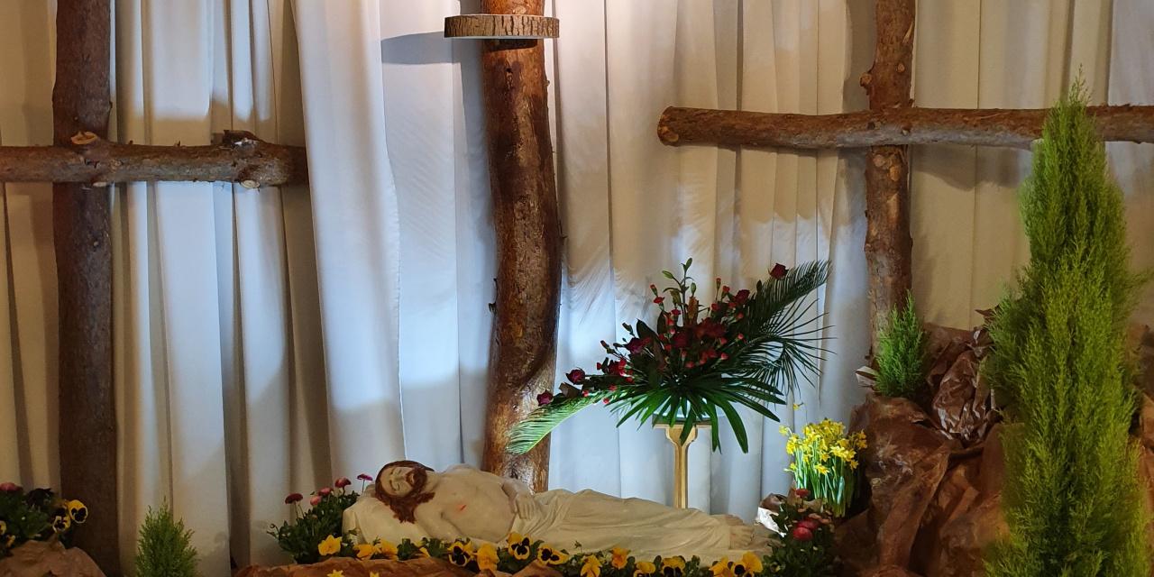 Błogosławionych Świąt Zmartwychwstania Pańskiego